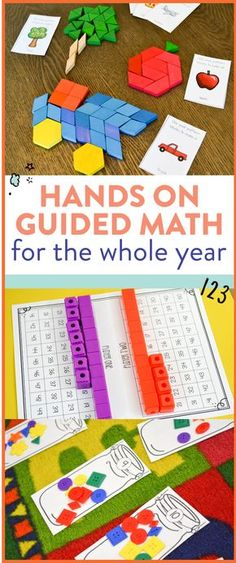 Always wondered how to run guided math in your first grade classroom? This post walks through each step in math workshop and provides tips, activities, and resources so it runs smoothly! A must read for first grade teachers.