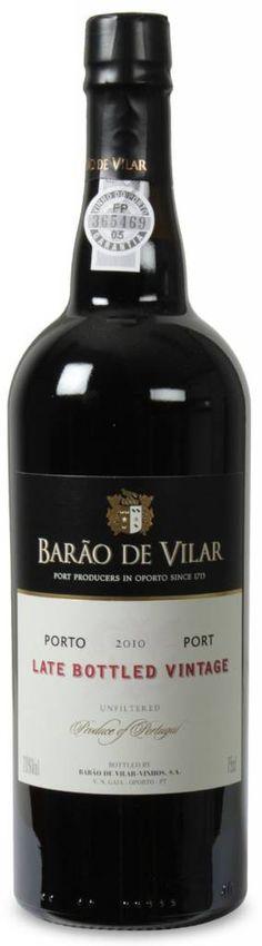 Wijnvoordeel € 9,992 per fles, afname per 6 flessen - Barao de Vilar Late Bottled Vintage Port, Geen 18, geen alcohol http://www.ovstore.nl/nl/wijnvoordeel-9992-per-fles-afname-per-6-flessen-ba.html