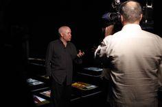 McCurry interviewed by TG1 #McCurry #SensationalUmbria #SU14 #Perugia #mostra #Fotografia #Photography #exhibition #Umbria