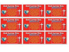 ItsTime4God - Wallet Witness - Share your faith in a fun way!