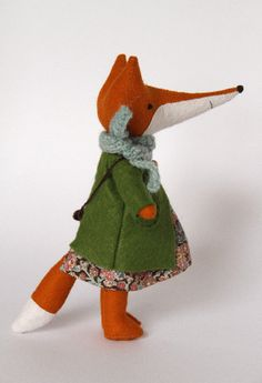 Bigger fox Eida - Manomine