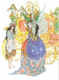 Cinderella by Eric Kincaid