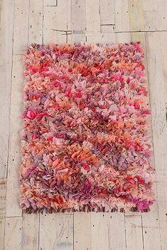 DIY rag rug inspiration