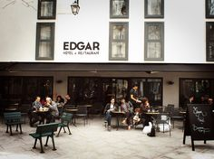 Edgar Hotel and Restaurant - Paris