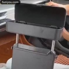 Multifunctional Seat Gap Elbow Rest Storage Box! Car Life Hacks, Car Hacks, Cool Gadgets To Buy, Car Gadgets, Bamboo Room Divider, Car Mods, Center Console, Cool Inventions, Car Cleaning
