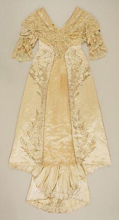 Evening Dress Jean-Philippe Worth, 1911-1912 The Metropolitan Museum of Art