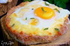 Ржаные хачапури  Приготовьте привычные хачапури по-новому. Ржаная основа придает необычный вкус любимой выпечке. Их удобно брать с собой на работу или прогулку. Приятного аппетита!  #едимдома #рецепт #готовимдома #кулинария #домашняяеда #хачапури #выпечка #творог #яйца