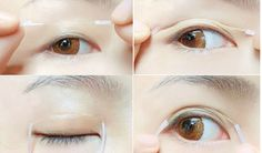 How to Make Double Eyelid | Beauty Lovers