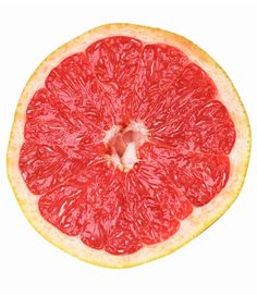 """""""Grapefruit has an amazing ability to brighten your skin,"""" says Susie Wang, makeup artist and creator of 100% Pure Cosmetics. Try this bedtime treat: Mash up a peeled grapefruit and the whites of two eggs. Massage onto your face for 5 minutes, then rinse. Grapefruit has skin-brightening vitamin C, while the egg whites tighten pores and firm skin.  - WomansDay.com"""