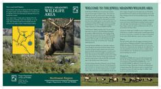 Jewell Meadows Wildlife Area : visitors guide, by the Oregon Department of Fish and Wildlife