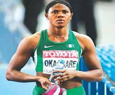 zimsglobal.blogspot.com: Blessing Okagbare banned from participating at Rio...
