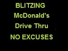 McDonalds Drive Thru Blitz - It Works Global Skinny Wraps  No Excuses! WrapsWithZambrina.myitworks.com
