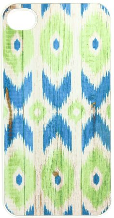 GREEN INCA IPHONE 4/4S CASE. - NEW