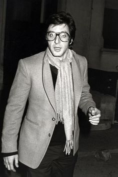 Hahaha... #AlPacino was hipster... before it was cool.  1979