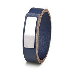 Wear Clint - Tuigleren armband (18mm / jeans blauw) met RVS-sluiting. Een stoer design voor mannen en vrouwen! Rvs, Ready To Wear, Jeans, How To Wear, Design, Fashion, Wristlets, Moda, Fashion Styles