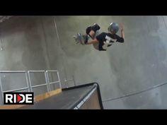 Tony Hawk Films 11-Year-Old Evan Doherty Skateboarding - YouTube #EvanDoherty #TonyHawk #Skateboarding