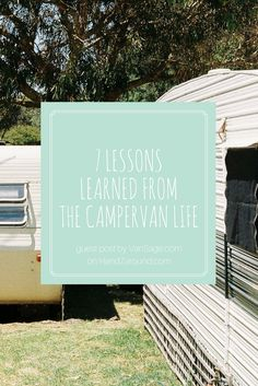 7 Lessons Learned From The Campervan Life - Guest Post by VanSage — HandZaround Living On The Road, Campervan, Lessons Learned, Van Life, Travel Tips, Have Fun, Learning, Van Living, Travel Advice