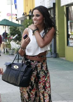 Rochelle Humes... Absolutely perfect. Real talk.