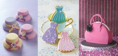Fashion cakes, which one do you like best?