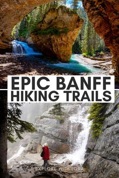 Travel to Banff Canada is one of the best destinations for hiking. Read my blog post to discover these EPIC Banff Hiking Trails. Banff Hiking, Hiking Trails, Canadian Travel, Canadian Rockies, Banff National Park, National Parks, Travel Ideas, Travel Inspiration, Travel Tips