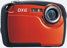 Waterproof Digicam