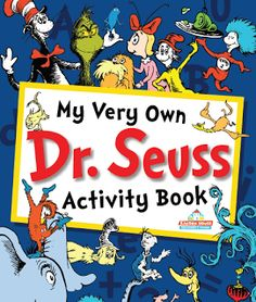Check out this FREE Dr. Seuss activity book! It's great for Kindergarten, 1st, and 2nd grade students!