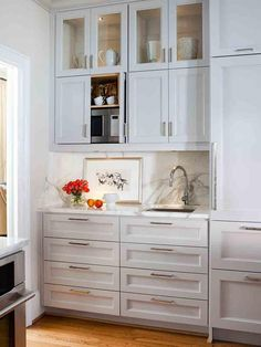 Transitional Kitchens in  from HGTV