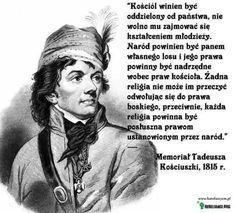 Polityka - Re: Afery za rządów PiS Tak Tak, Words Of Wisdom Quotes, Einstein, Che Guevara, Hero, History, Reading, Funny, People