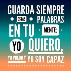Positive Phrases, Motivational Phrases, Positive Vibes, Inspirational Quotes, More Than Words, Some Words, Happy Week End, Quotes En Espanol, Healing Words