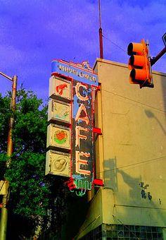 Mayflower Cafe, Downtown Jackson Mississippi