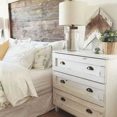 Rustic Farmhouse Bedroom Ideas For A Rustic Country Home more search: farmhouse bedroom decorating ifarmhouse decorating ideas bedroom, deas, farmhouse master bedroom ideas, farmhouse style. Rustic Bedroom Design, Modern Farmhouse Bedroom, Farmhouse Master Bedroom, Home Decor Bedroom, Rustic Farmhouse, Farmhouse Style, Country Bedrooms, Urban Farmhouse, Bedroom Designs