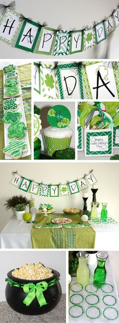 Host the Greenest Party Ever!   Snickerplum's Party Blog   Snickerplum