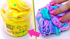 100% Honest Review of CREATIVE SLIME SHOP! Did I Find My NEW Favorite SL... Slime No Glue, Diy Slime, Gillian Bower, Creme Cupcake, Basic Slime Recipe, Diy Fluffy Slime, Instagram Slime, Slime Shops, 9th Birthday Parties