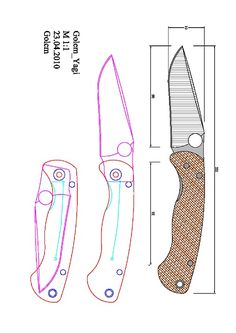 knife making equipment and supplies Cool Knives, Knives And Swords, The Forger, Friction Folder, Knife Template, Trench Knife, Knife Patterns, Best Pocket Knife, Pocket Knives