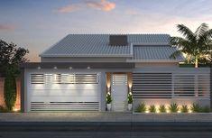 Our Top 10 Modern house designs – Modern Home Cheap Pergola, Diy Pergola, Boundary Walls, Ville France, Fence Design, Facade House, Simple House, Modern House Design, My House