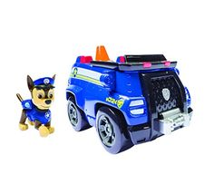 Paw Patrol - Chase's Cruiser (works with Paw Patroller) @trendingtoystore.com