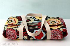 Homemade Casserole Carrier-Great Gift Idea