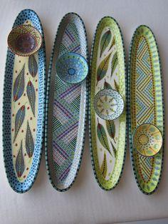 clay ceramics Pottery design, ceramic art, c - clay Hand Built Pottery, Slab Pottery, Ceramic Pottery, Pottery Art, Painted Pottery, Thrown Pottery, Ceramic Tableware, Ceramic Clay, Ceramic Painting