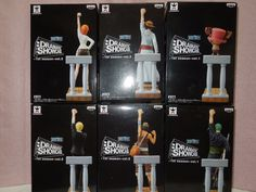 New One Piece Dramatic Showcase Season 1 Figure 6pics Full Set from Japan