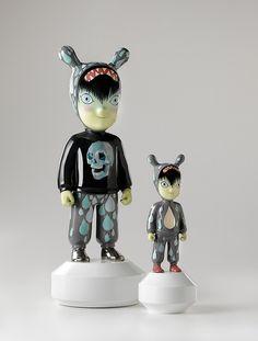 Jaime Hayon's Kooky Porcelain Dolls Nod To Kidrobot