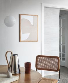 TDC: Object Blanc by Atelier Cph Home Decor Inspiration home decor, home inspiration, furniture, lounges, decor, bedroom, decoration ideas, home furnishing, inspiring homes, decor inspiration. Modern design. Minimalist decor. White walls. Marble countertops, marble kitchen, marble table. Contemporary design. Mid-century modern design. Modern rustic. Wood accents. Subway tile. Moroccan rug.