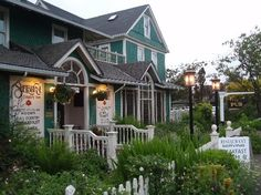 Shelburne Country Inn, Long Beach, WA want to stay here some time :) te restaurant is good !