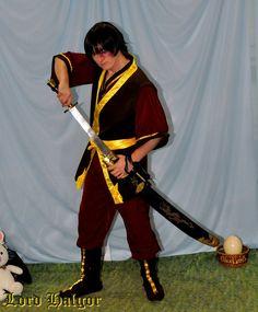 Zuko - Avatar: The Last Airbender by LordHalgor.deviantart.com on @DeviantArt