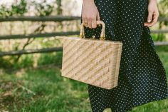 Straw accessories at the Veuve Clicquot Polo Classic // See more at Racked: (http://ny.racked.com/2015/6/1/8698505/veuve-clicquot-polo-classic-photos-2015?utm_campaign=ny.racked&utm_content=gallery-post&utm_medium=social&utm_source=pinterest)