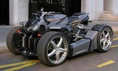 Amazing Car or Bike.jpg at Autos Images, find and share all latest pictures, photos with your Friends and Family.This image can be search by Amazing Car or Bike. Concept Motorcycles, Custom Motorcycles, Cars And Motorcycles, Custom Street Bikes, Custom Bikes, Carros Turbo, E Quad, Course Moto, Mercedes G Wagon
