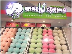 Japanese Ice Cream | Cute packaging , delectable - colored dough and a yummy ice cream ...