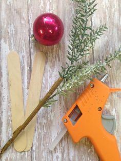 Dollar Store DIY: Charlie Brown Christmas Tree - Moments With Mandi Christmas Tree Dyi, Christmas Classroom Door, Peanuts Christmas, Christmas Makes, Christmas Crafts, Christmas Ideas, Christmas Carol, Preschool Christmas, Grinch Christmas