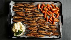 Fish And Seafood, I Foods, Carrots, Food And Drink, Healthy Recipes, Dinner, Vegetables, Koti, Warm