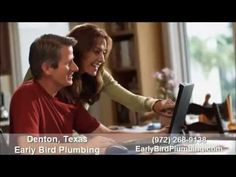 These are some of the best videos of plumbers in Denton Tx.