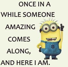 Funny Minions from Oklahoma City PM, Thursday September 2016 PDT) - 53 pics - Minion Quotes Cute Minions, Funny Minion Memes, Minions Quotes, Minion Humor, Minions Pics, Minions Friends, Minion Stuff, Funny Humor, Funny Stuff